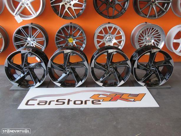 Jantes Audi TTS 2 / A9 18 x 8 et40 5x112 Pretas