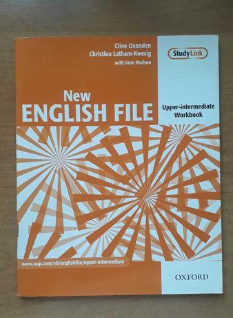 New English File - Upper intermediate  Workbook/Oxford