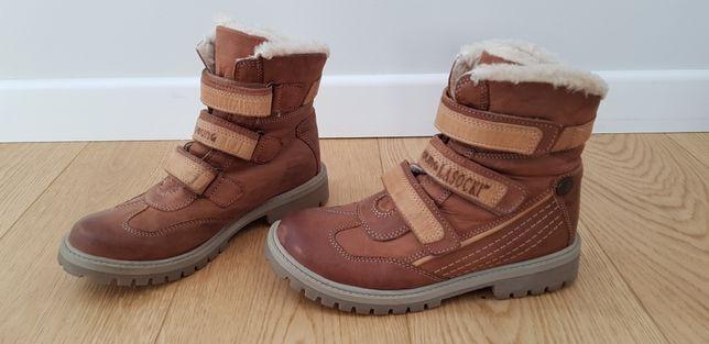 Buty dziecięce zimowe Young Lasocki jak nowe
