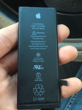 Iphone 6s батарея оригинал