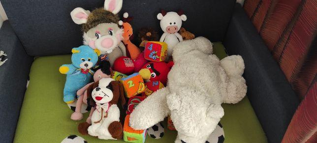 Пакет м'яких іграшок