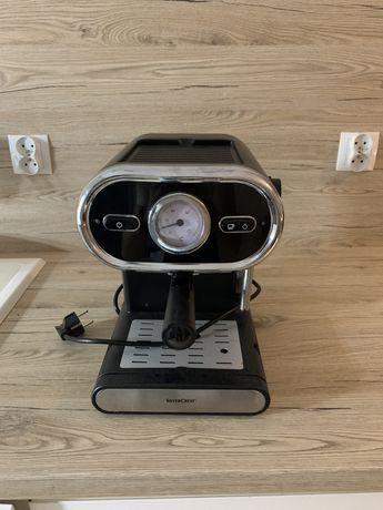 Ekspres cisnieniowy do kawy Silver Crest 1100, 15 Bar