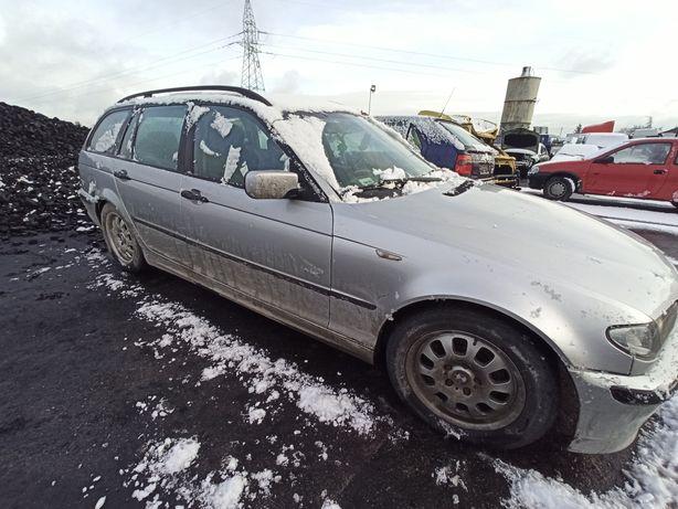 BMW E46 Lift koła Alufelgi z oponami stan bdb Wysyłka Kurierem