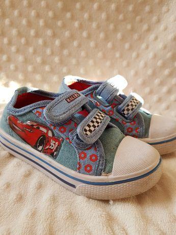 Buty chłopięce Tramki rozmiar 25