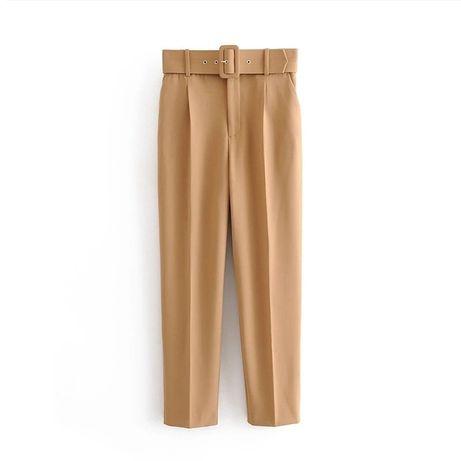 Классические брюки с ремнем как в ZARA