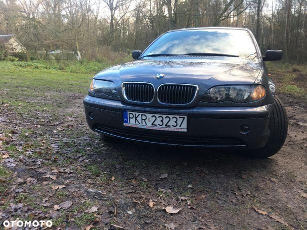BMW Seria 3 BMW 330xd napęd 4*4 sedan