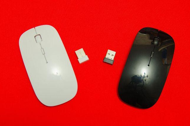 Ультратонкая беспроводная мышка Bluetooth в стиле Apple
