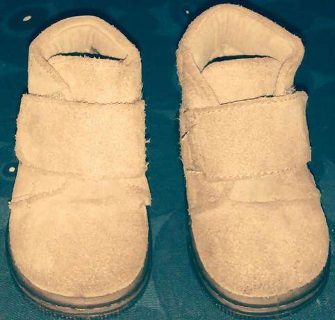 Botas de bebé número 18
