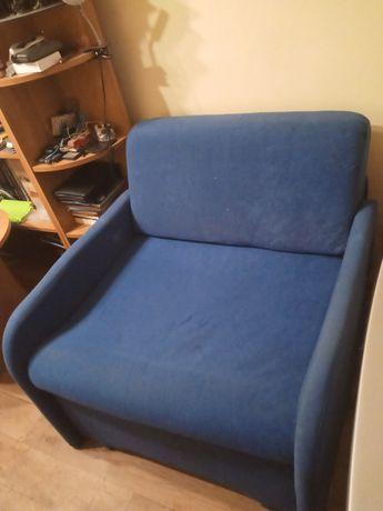 Sprzedam fotel jednoosobowy rozkładany