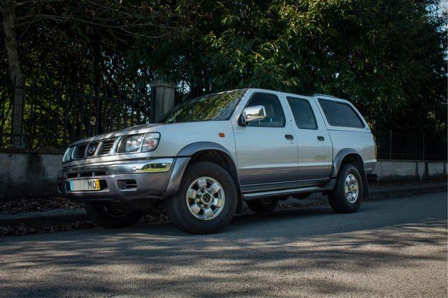 Nissan Navarra unico dono