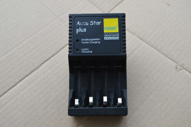Зарядка для аккумуляторов Accu star plus (friwo)