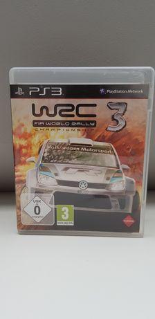 WRC 3 na Playstation 3
