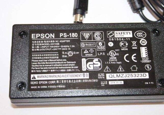 Transformador Original c/novo para impressoras de talões Epson TM 88