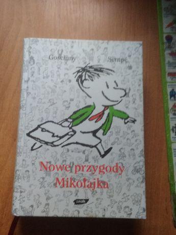 Nowe przygody Mikołajka Rene Goscinny