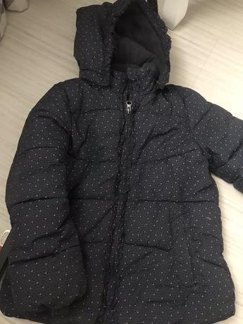 куртка H&M на 6-7 лет