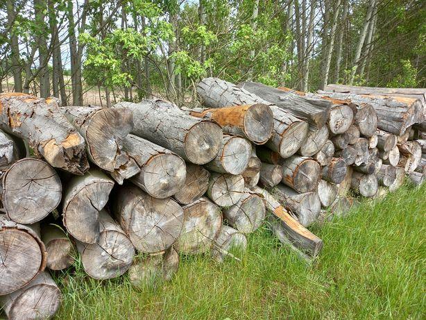 Drewno opałowe kominkowe transport