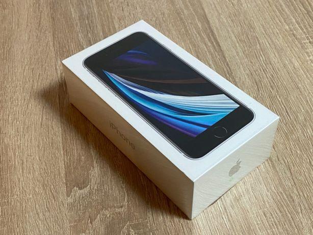 Apple iPhone SE 128GB (2020) BLACK - nowy, zafoliowany, gwarancja!