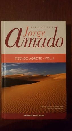 """""""Tieta do Agreste - vol. I"""", Jorge Amado"""