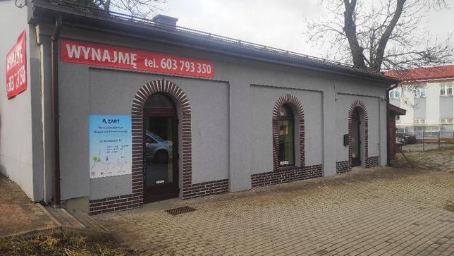 Wynajmę lokal usługowy w centrum Chełma