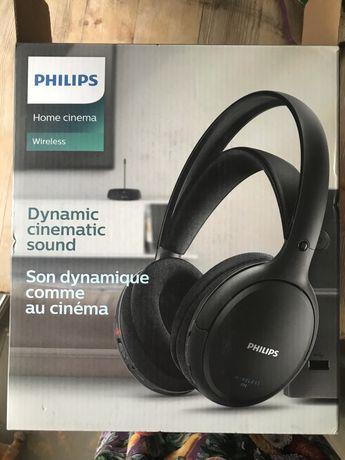 Słuchawki bezprzewodowe PHILIPS SHC5200/10 GWARANCJA