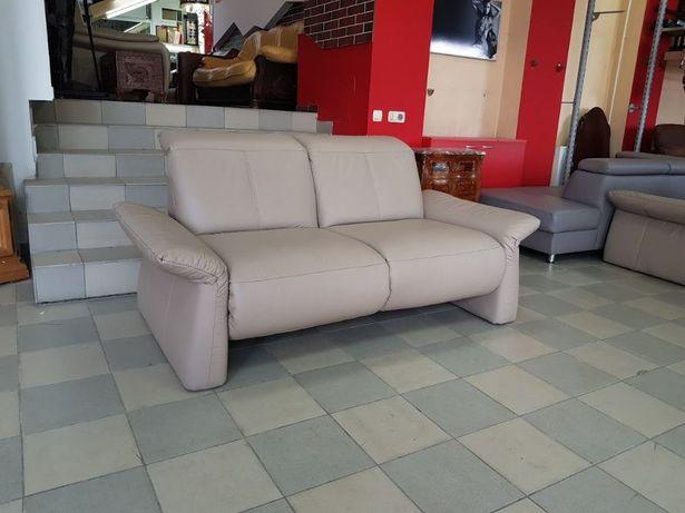 Кожаный диван релакс реклайнер Германия
