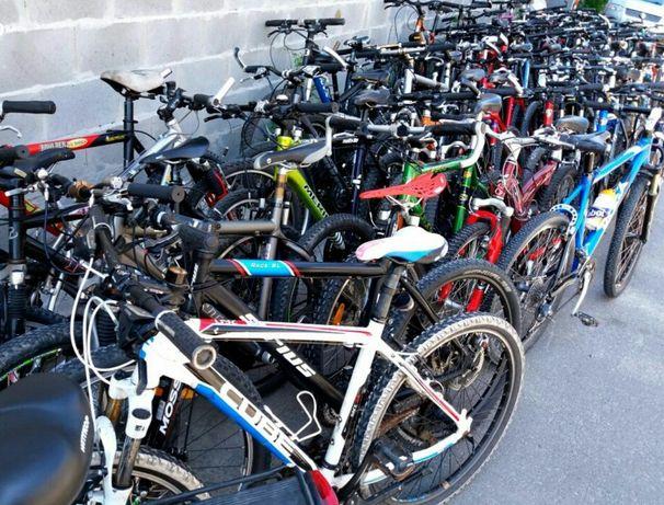 Новый завоз велосипедов с Германии - Огромный выбор. Cube.Scott.Merida