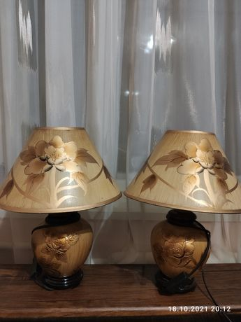 Лампа настільна 2 штуки