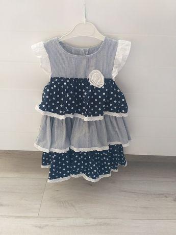 Śliczna sukienka 104
