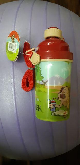 Бутылочка ёмкость для воды