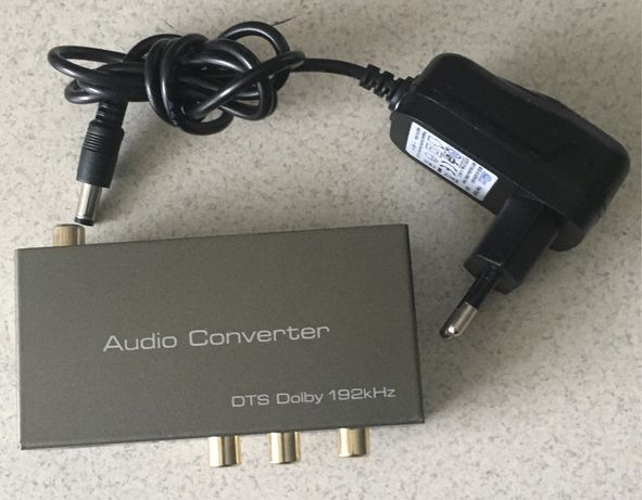 Konwerter Audio (DAC)