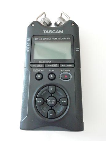 Tascam DR 40 Linear PCM