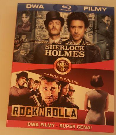 Sherlock Holmes + Rocknrolla Blu-ray