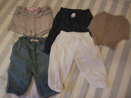 Calções/calças