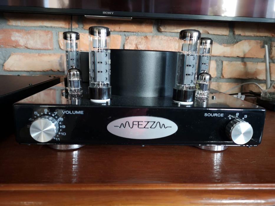 Wzmacniacz lampowy Silver Luna Fezz Audio +pilot +kaganiec Reda - image 1