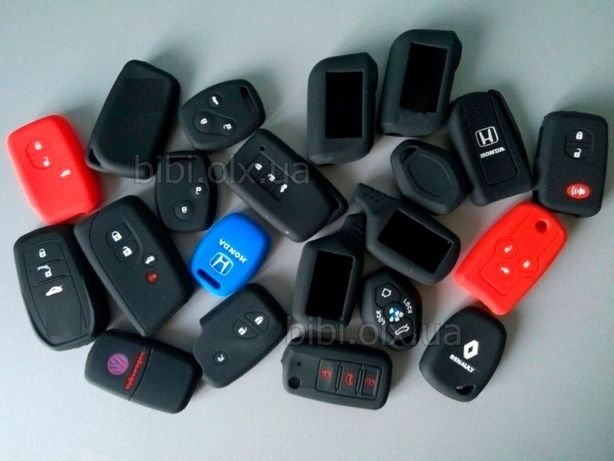 Чехол для ключа Nissan,Infiniti,Mitsubishi,Suzuki,Subaru,Sheriff,Smart