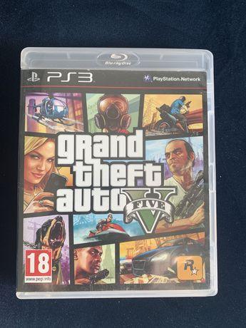 Gta5 PS3 V