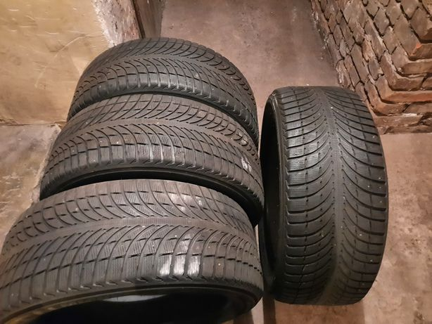 Opony zima Michelin 255/45R20