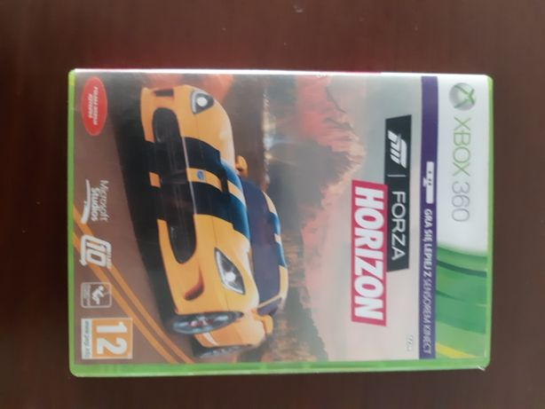 Forza Horizon na xbox 360