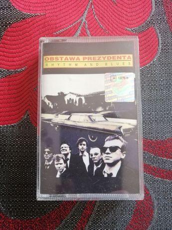 Obstawa Prezydenta - Rhytm and Blues kaseta