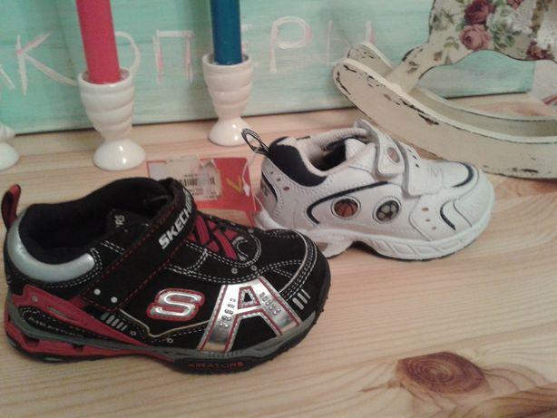 Продаю кроссовки на ребенка Skechers