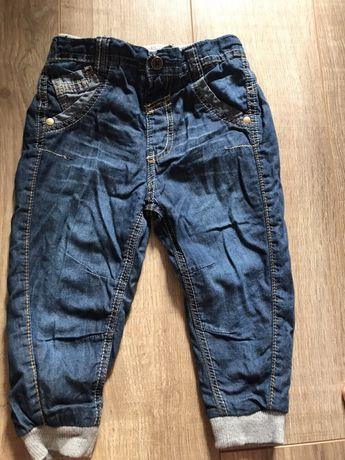 Продам джинсы George 12-18 мес
