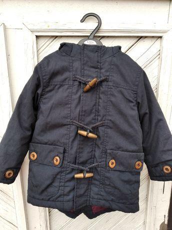 Парка курточка куртка еврозима демісезонна Rebel