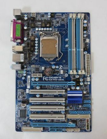 Gigabyte 1156 GA-P55-UD3L REV:2.3