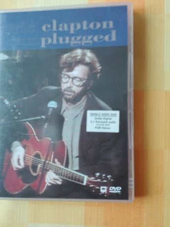 Eric Clapton - unplugged - double-sided disc