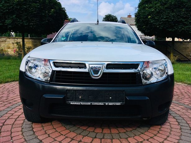 Dacia Duster tylko 157000km przebiegu, klima