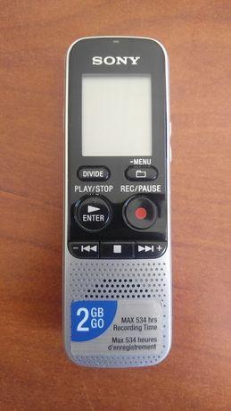 Dyktafon Sony