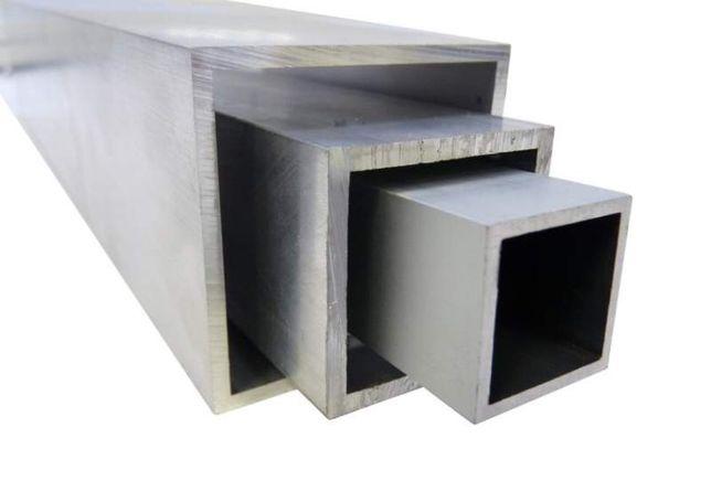 Труба алюминиевая профильная 40х20х2мм АД31Т5 (анодированная) БП