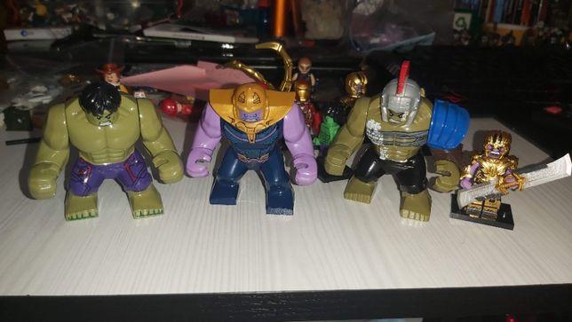 Фигурки Лего Lego Супер герои, Звездные войны, Властелин колец