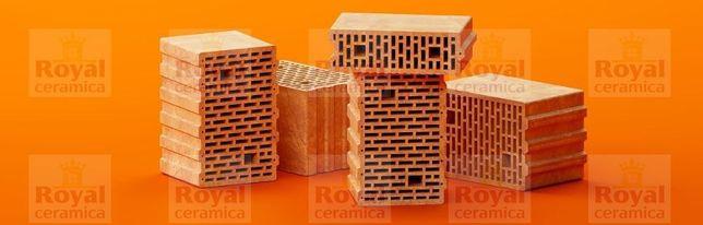 Керамічний блок Кератерм 44, 38, 25, 12, 10 - ціна від 18,20 грн