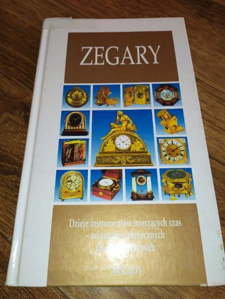 Książka Zegary Dzieje instrumentów mierzących czas Arkady Okazja